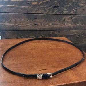 Accessories - Super skinny belt